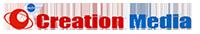 Creation Media Website Company in Patna Logo
